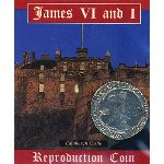 James VI and James I Scottish Replica Coin J6J1CP