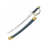 Mini Civil War Saber Letter Opener with Sheath