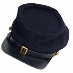 Union Civil War Cap KEPI Blue ONC24B