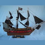 Blackbeard's Queen Anne's Revenge Model Ship 24in
