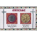 Richard I and Richard III Medieval Coin Set R1R3CP