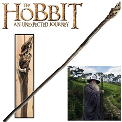 Hobbit Gandalf Staff with Display 134-UC2926