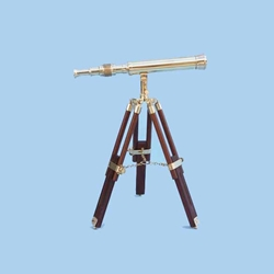 "Brass Harbor Master Telescope 30"" 143-ST-0137 - plain"
