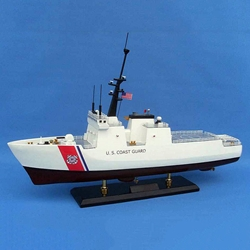 National Security Cutter Model 143-USCG-NSC