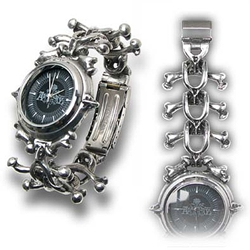 Berserker Pewter Watch Pewter Alchemy 17-AW19