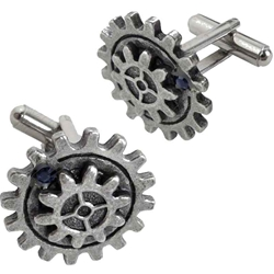 Empire Spur Gear Cufflinks Alchemy 17-CL13