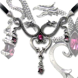 The Laidly Wyrm Necklace 17-P535