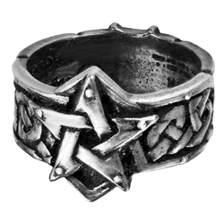 Celtic Theurgy Ring 17-R50