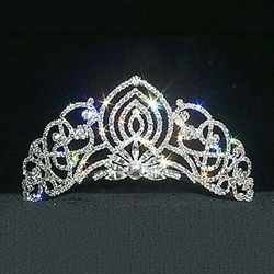 Small Living Orchid Tiara 172-11920