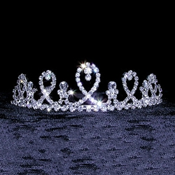 Graduated Ribbon Tiara
