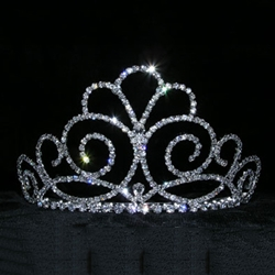 Titan's Queen Tiara - 3in