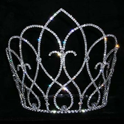 Vaulted Ceiling Crown - 8.5 Inch