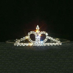 Royal Crystal Tiara 172-6452