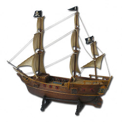 Large Pirate Ship 18-7551