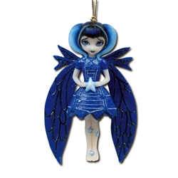 Star Shine Fairy Strangeling Ornament