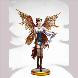 Time Standing Still Steampunk Fairy