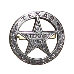 Texas Ranger Replica Badge 19-OD102