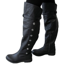 Corsair Steampunk Tall Boot 20-063