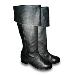Mutiny Leather Knee Boots