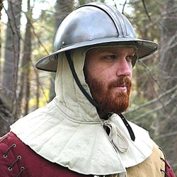 Padded Medieval Arming Coif 200628