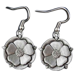 Tudor Rose Earrings 21-2136
