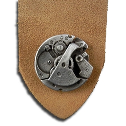 Steampunk Watch Bookmark 21-2366