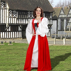 Fair Maiden's Dress 22-C1094