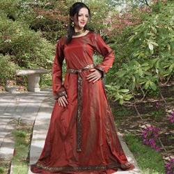 Isabel Silk Dress 22-C1106