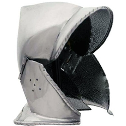 Mini Warrior Burgonet Helmet