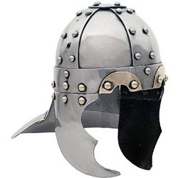 Miniature Dark Age Helmet