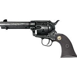 M1873 9MM Fast Draw Blank Firing Revolver Antiqued 24-38203