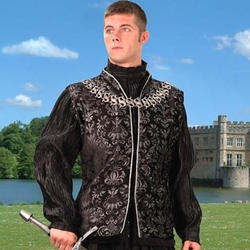 Lord of Essex Long Vest 26-101063