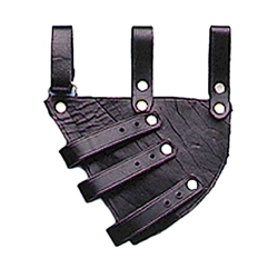 Leather Sword Hanger Frog 26-200012