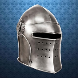Visored Bascinet Helmet 14th Century 26-300454