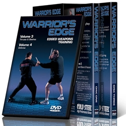 The Warriors Edge DVD