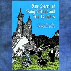 The Story of King Arthur and His Knights Paperback 26-802317