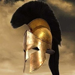 300 King Leonidas Helm Licensed