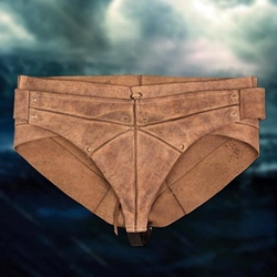 Greek Leather Briefs 300-Rise of an Empire 26-881024