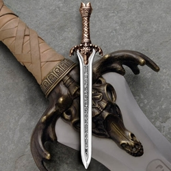 Conan Miniature Father's Letter Opener