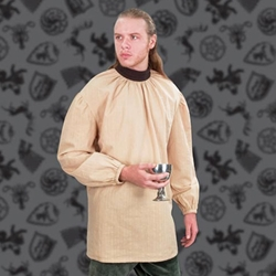 A Game of Thrones Eddard Stark Tan Cotton Shirt