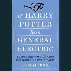 Harry Potter Ran General Electric Book 27-51754-6