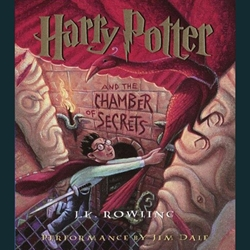 Harry Potter and the Chamber of Secrets Audiobook 27-8194-9