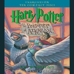 Harry Potter and the Prisoner of Azkaban Audiobook 27-8232-8