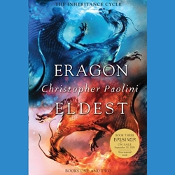 Inheritance Cycle Omnibus: Eragon and Eldest 27-85704-1