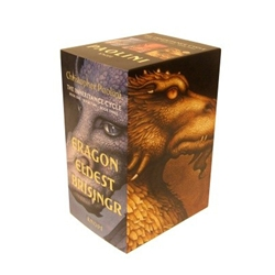 Inheritance Cycle 3-Book Boxed Set by Christopher Paolini 27-87203-7