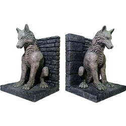 Game of Thrones: Dire Wolf Bookends 286-21-586