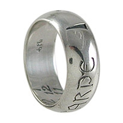 Carpe Diem (Seize the Day) Ring