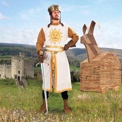 King Arthur Costume 26-881500