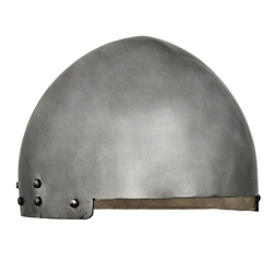 Secret Helmet, 14 Ga. 2mm, Large 29-AB0372