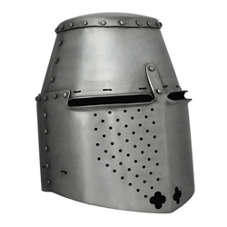 Great Helm, 14 Ga. 2mm, Large AB0396